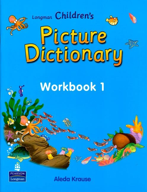 Logman childrens picture dictionary wor.1         alh
