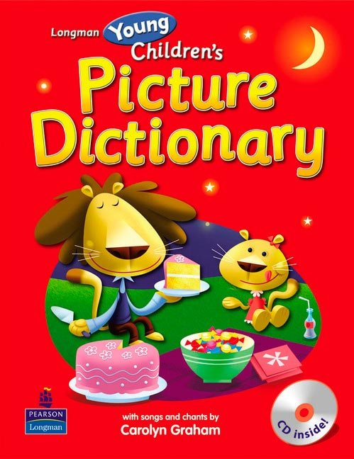 Picture dictionary young children