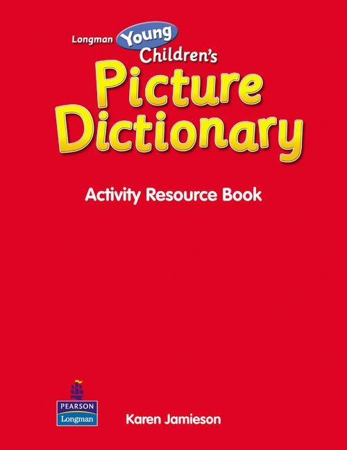 Young children's picture dictionary with cd teache