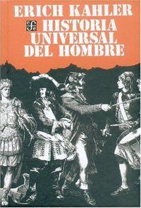 Int.hist.universal hombre
