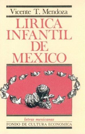 Lirica infantil de mexico
