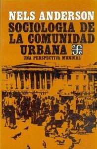 Sociologia comunidad urban
