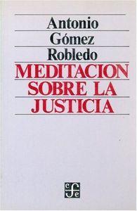 Meditacion sobre la justicia