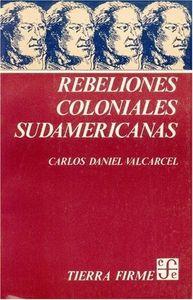 Rebeliones coloniales sudamer