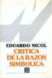 Critica razon simbolica