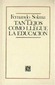 Tan lejos como llegue educacio