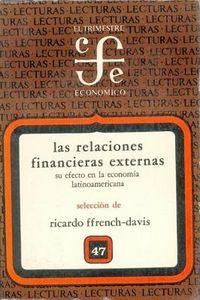 Relaciones financieras externas