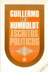 Escritos politicos-humboldt