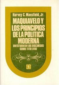 Maquiavelo y principios politi