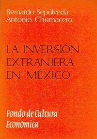 Inversion extranj.mexico***