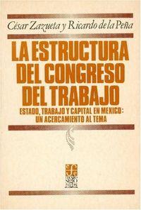 Estructura congreso trabajo mexico