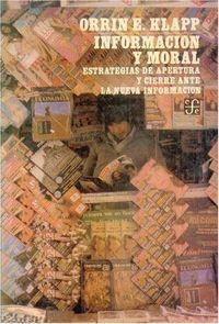 Informacion y moral