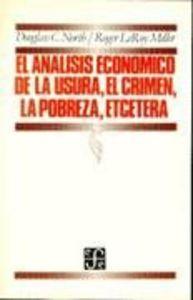 Analisis economico usur