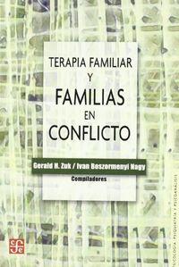 Terapia familiar y familias