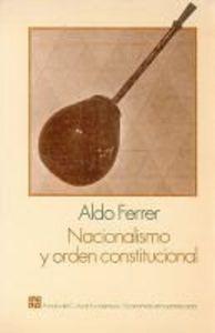 Ferrer-nacionalismo y orden