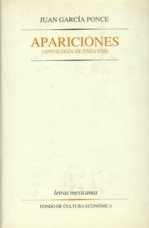 Apariciones: antologia de ensayos