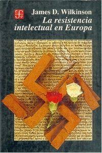 Resistencia intelectual europa