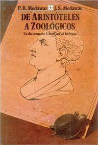 Aristoteles a zoologicos, de