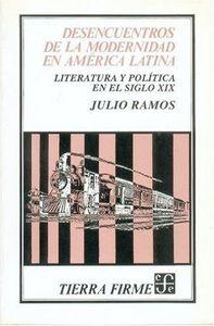 Desencuentros modernidad america latina