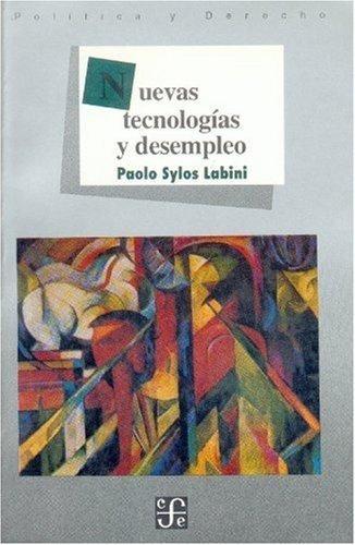 Nuevas tecnologias y desempleo