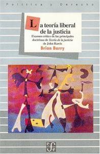 Teoria liberal justicia -barry