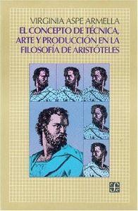 Concepto tecnica,arte y prod.filosofia