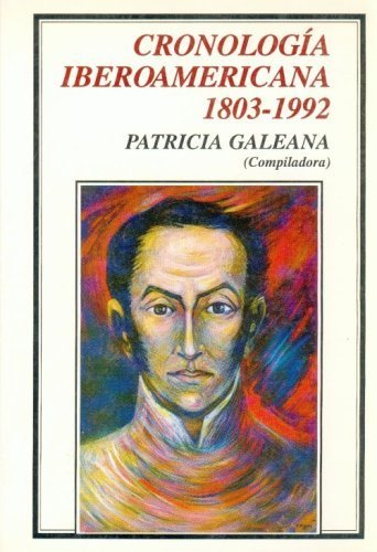 Cronologia iberoamericana 1803-1992