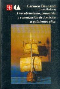 Descubrimiento,conquista y colonizacion