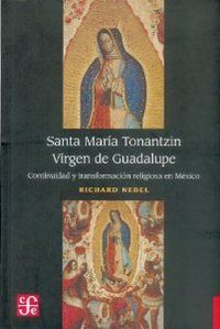 Santa maria tonantzin virgen de guadalup