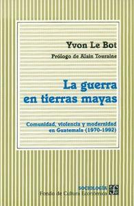 Guerra en tierras mayas-le bot