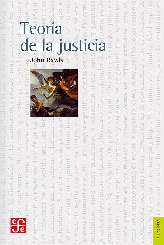 Teoria de la justicia rawls