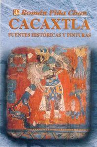 Cacaxtla fuentes historicas pinturas