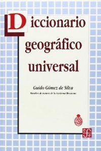Dic.geografico universal