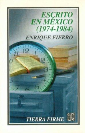 Escrito en mexico (1974-1984)