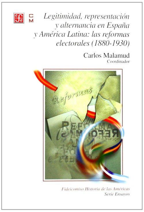 Legitimidad representacion y alternacia en españa y a.latina