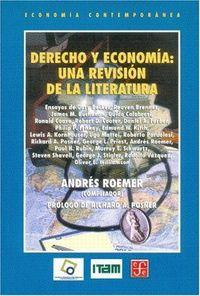 Derecho y economia una revision de la literatura