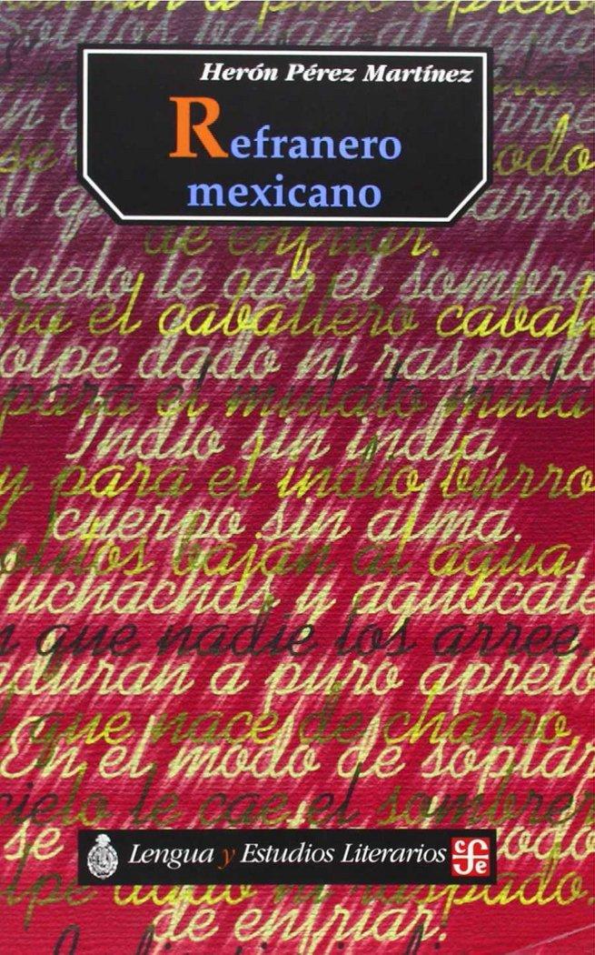 Refranero mexicano