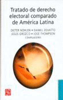 Tratado de derecho electoral comparado de america latina