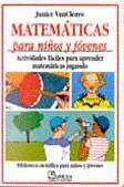Matematicas para niños y jovenes: actividades faciles para