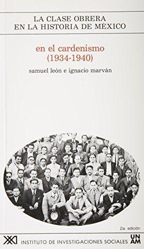 En el cardenismo (1934-1940)