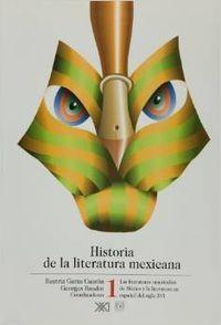 Historia de la literatura mexicana desde sus origenes hasta