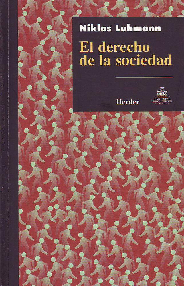 Derecho de la sociedad,el