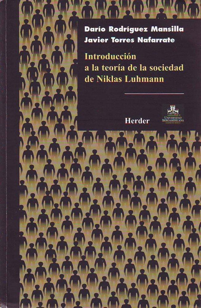 Int.teoria de la sociedad de niklas luhmann