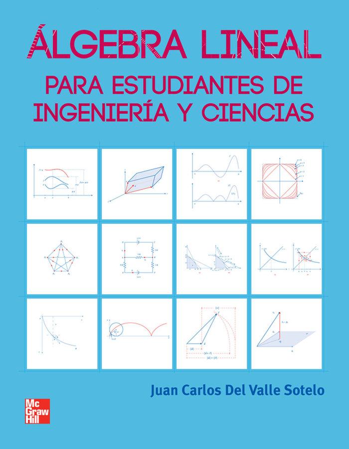 Algebra lineal para estudiantes de ingenieria y ciencia