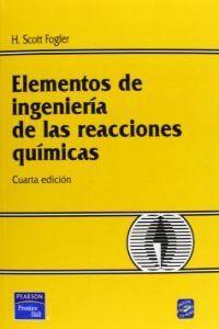 Elementos de ingenieria reacciones quimicas 4ªed