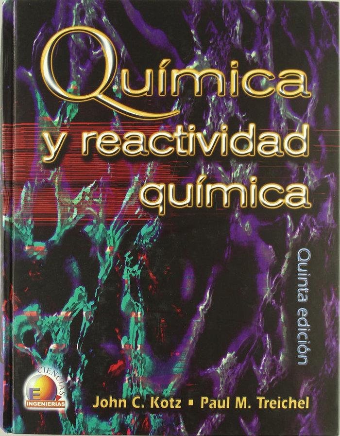 Quimica  y reactividad quimica