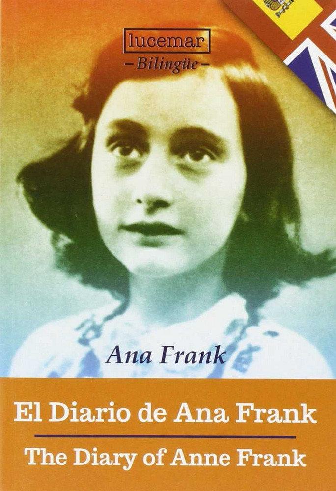 Diario de ana frank español/ingles