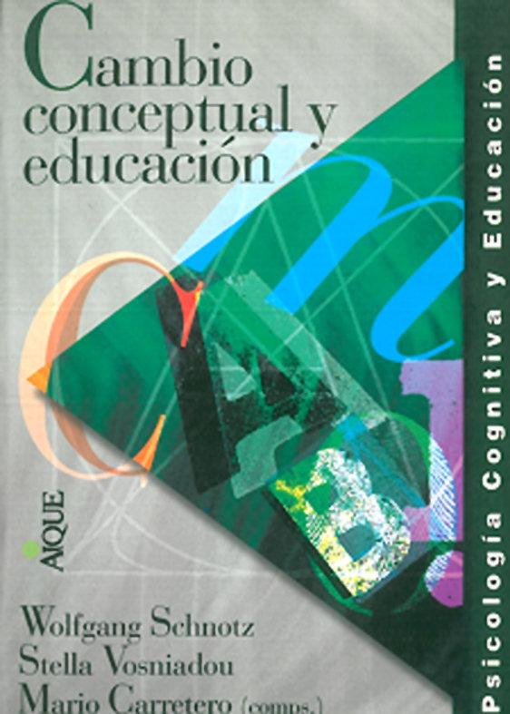 Cambio conceptual y educacion