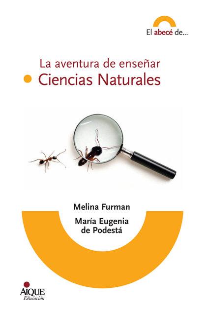 Aventura de enseñar ciencias naturales,la