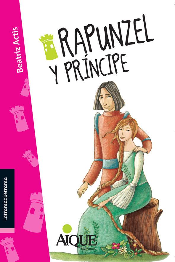 Rapunzel y principe